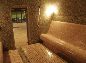 Мебель для хамама - изготовление на заказ